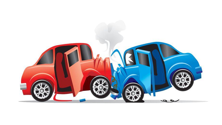 Poważny wypadek czy lekkie zderzenie? Każde zdarzenie będzie śmiertelnie groźne dla Ciebie i Twojego dziecka jeśli nie zapniesz pasów bezpieczeństwa.