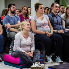 Warsztaty dla kobiet w ciąży i ambasadorek kampanii