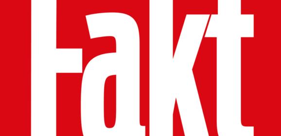 Dziennik Fakt promuje kampanię fotelik.info Ciąża i Pasy